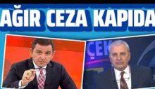 Kimse bilmiyor, Beyaz TV biliyor: Fatih Portakal ve Can Ataklı'ya ağır cezalar geliyor
