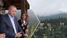 AKP'li vekilin oteline Erdoğan'ın talimatıyla 4 milyonluk helikopter pisti