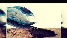Yüksek Hızlı Tren Güzergahı'nda oluşan obruklar facianın habercisi