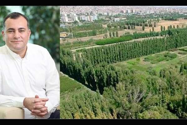 Çankaya ve Büyükşehir arazilerini birleştiriyor: Ankara'ya yeni Atatürk Orman Çiftliği!