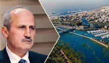 Ulaştırma Bakanı Kanal İstanbul'u gerekçelendirdi: Yeğenim Üsküdar'dan Beşiktaş'a 15 dakikada geçerken şimdi yarım saati buluyor