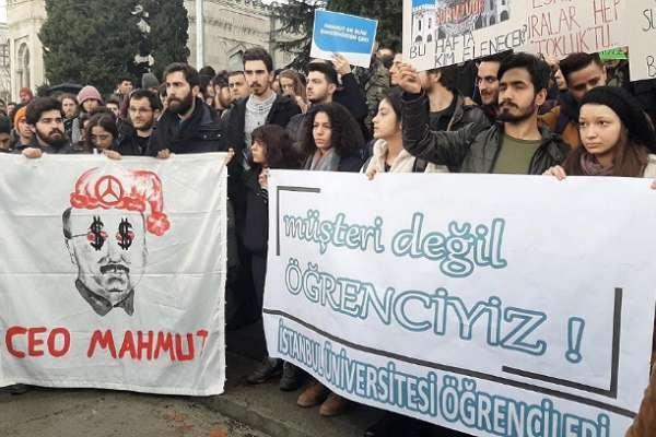 Yemek direnişini öğrenciler kazandı: İstanbul Üniversitesi geri adım attı