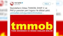 Yeni Şafak gazetesi TMMOB'a tazminat ödeyecek: Logosu DHKP-C ve PKK'yi yansıtıyor demişti