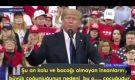 """Trump, Kasım Süleymani'ye canlı yayında """"O. çocuğu"""" dedi"""