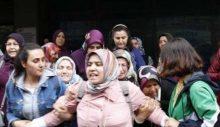 """Müebbet hapis cezası alan harbiyeli oğlu için yürüyüşe geçmişti: """"Melek Çetinkaya'dan haber alamıyoruz"""""""