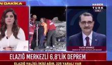 Enerji Bakanından deprem açıklaması: Her şeyi devletten beklemek doğru olmaz