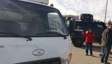Elazığ valiliği, HDP'li belediyenin 2 kamyon yardım malzemesini geri gönderdi