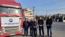 AKP depreme 'siyaset' karıştırdı: HDP Kars belediyesinin yardımları da geri çevrildi