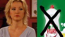 Fairy'e karşı boykot çağrısı: Fairy, marka yüzü Berna Laçin'le yollarını ayırdı