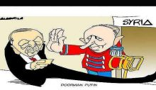 """Times: """"Erdoğan, müttefiki Putin tarafından küçük düşürüldü"""""""