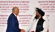 ABD ve Taliban tarihi barış anlaşmasına imzayı attı
