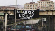 Anarşist Gençlik'ten: Arsız Kızılay!