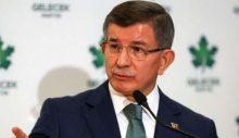 Davutoğlu, Meclis'in 3'üncü büyük partisine şart koştu: Bizden siyasi parti muamelesi görmesi için…