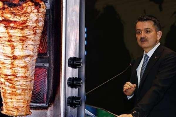 Tarım ve Orman Bakanı, makam odasında tavukları çamaşır suyuna batırdı