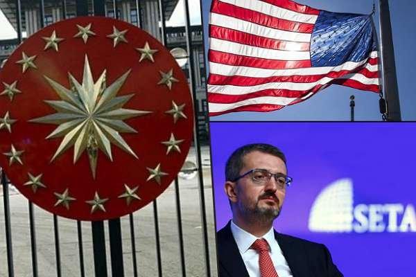 SETA, İdlib konusunda ABD'yi göreve çağırdı, AKP içinden tepki geldi
