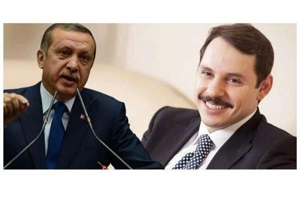 AKP Genel Başkanlığı için Berat Albayrak test ediliyor
