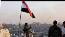 Suriye ordusu Halep'in kontrolünü ele geçirdi
