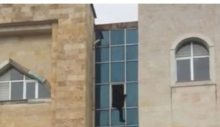 Bir temizlik işçisi Kaymakamlık binasından atlayarak intihar etti
