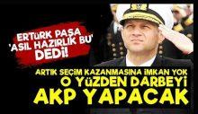 AKP'nin 'darbe algısı' oluşturmasına yanıt: Darbeyi AKP yapacak!