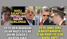 Nazlı Ilıcak, Hilmi Paşa'ya sahip çıktı: FETÖ tartışmasının içine çekilmesi haksızlık