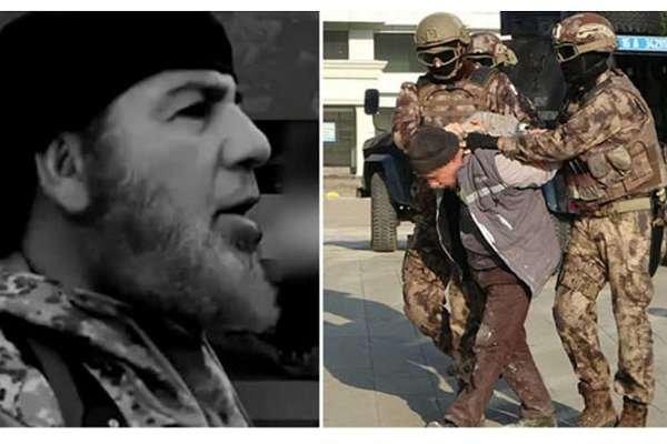 Bursa'ya yerleşen IŞİD komutanı yakalandı: Doğalgaz servisinde işe başlamış