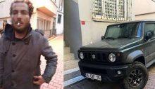 Hırsızı arabalarını soyarken yakaladılar! Hırsız: Ben Suriyeliyim, bana dokunamazsınız