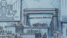 HSK'dan Gezi davasında beraat veren mahkeme üyelerine soruşturma!