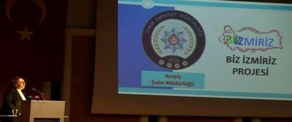 İzmir Emniyet Müdürlüğü semineri: Hayvan ve çevreye duyarlı olanlar terörist olmaya yatkın!