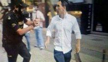 Gezi'nin firari 'palalısı' şarkıcı Ebru Polat ile Dubai'de eğleniyor