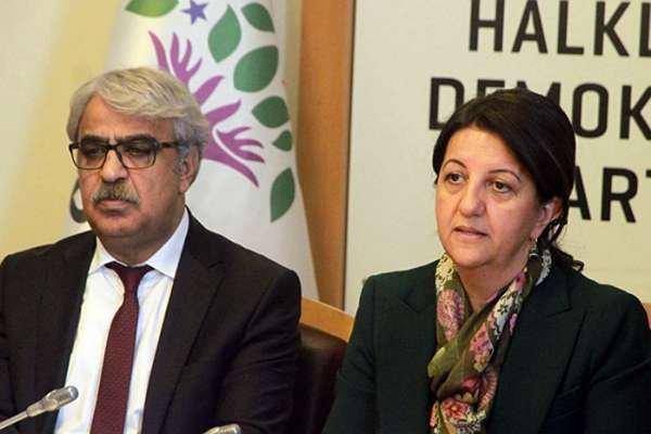 HDP'nin Eş Genel Başkan adayları belirlendi