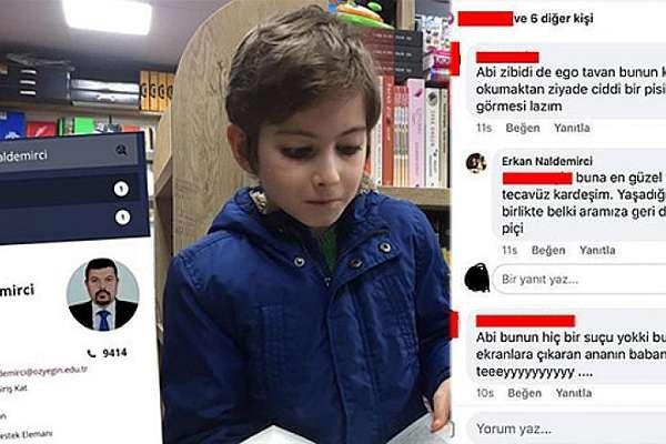 Üniversitesi çalışanı: Atakan'ın tedavisi tecavüz, yaşadığı şok onu kendine getirir…