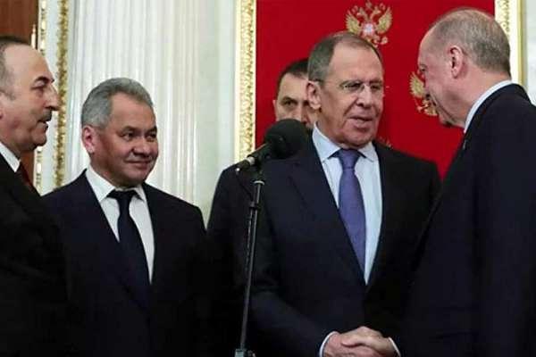 """""""Rusya Dışişleri Bakanı Lavrov, Erdoğan'a 'I love you Tayyip' dedi"""" iddiasına bakanlıktan yanıt!"""
