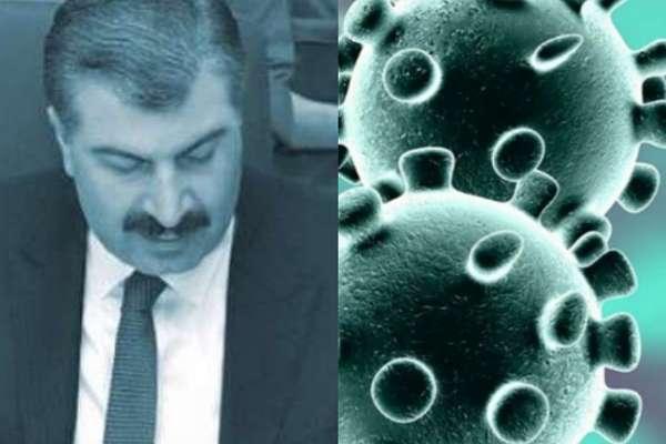 Sağlık Bakanı: Koronavirüsün Türkiye'de olma ihtimali çok yüksek