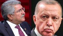 """Eski CHP'li vekile Erdoğan'a """"FETÖ'cü"""" dediği için hapis cezası"""