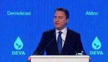 Ali Babacan partisinin programını açıkladı