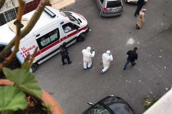 Gaziosmanpaşa'da bir mahalle karantinaya alındı
