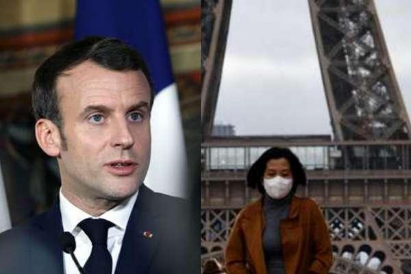 Fransa'da serbest dolaşıma sınırlama! Macron: Coronavirüse karşı savaştayız