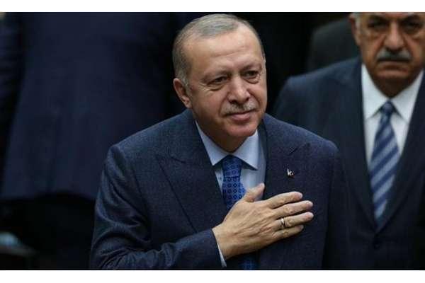 Erdoğan: Sabır ve dua ile bu süreci aşacağımızı düşünüyorum