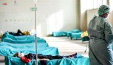Koronavirüsle savaşan doktor: Cesaretimiz kırıldı, korkuyoruz. Biz insanız, kahraman değiliz