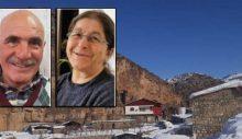 69 gündür kayıp olan Şimoni Diril'in cansız bedenine ulaşıldı