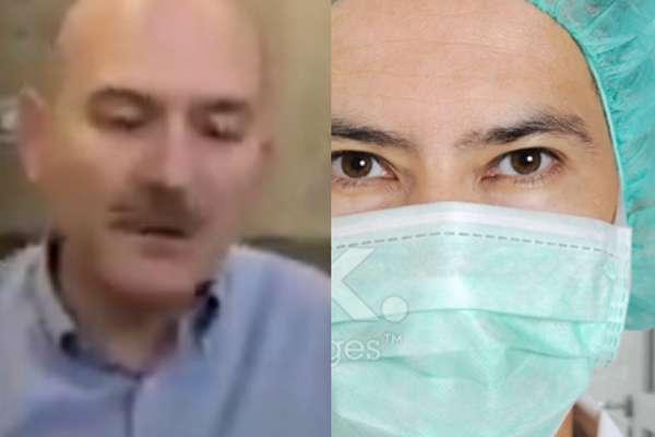 Soylu'dan maske stoğu yapan firmalara: Yarın fabrikalarına el koyarız. Bundan çekinmeyiz