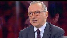 """Fatih Altaylı: """"Eğer biraz kendisine saygısı varsa federasyon başkanının bu gece istifa etmesi lazım"""""""