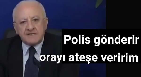 Karantinaya uymayanlar belediye başkanlarını çıldırttı: Polis gönderir, orayı yaktırırım