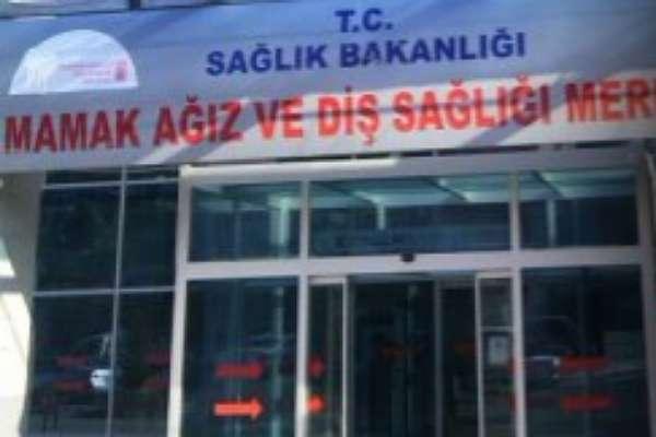 Ankara Mamak Ağız ve Diş Sağlığı Merkezinde korona teşhis edildi