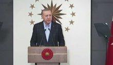 Erdoğan yeni tedbirleri açıklıyor: Alınan tedbirleri valiler titizlikle uygulayacak