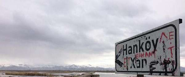 Van'da İran sınırındaki bir mahalle karantinaya alındı