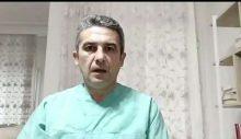 """Pandemi Servis Sorumlusu Doç. Dr. Yusuf Savran: """"Vaka ve ölü sayımız İtalya'dan ilerde"""""""