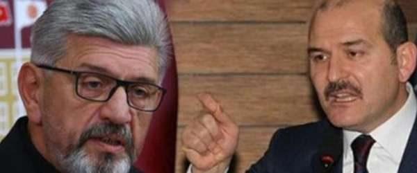 Milletvekili Cihangir İslam'dan Süleyman Soylu'ya: Allah belanı versin!