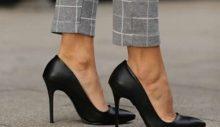 İnce Topuklu Stiletto Ayakkabı