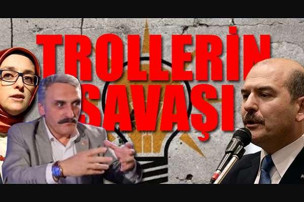"""AKP içindeki kavga ve itiraflar: """"Maaşlı troller"""""""